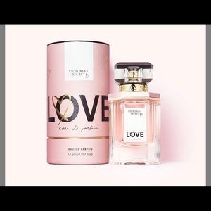 Victoria's Secret LOVE SPRAY FRAGRANCE BOTTLE